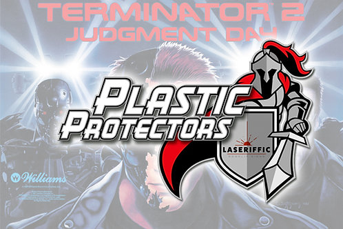 Terminator 2: 6 Piece Plastic Protector Set