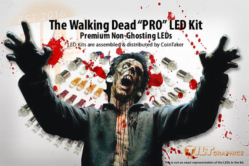 "Walking Dead ""PRO"" LED Kits"