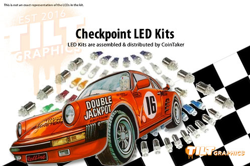Checkpoint LED Kits