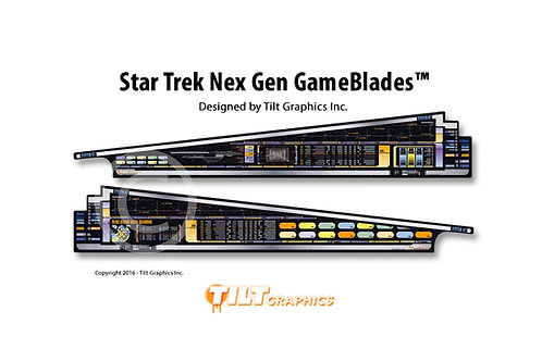 Star Trek Next Gen: LCARS GameBlades™