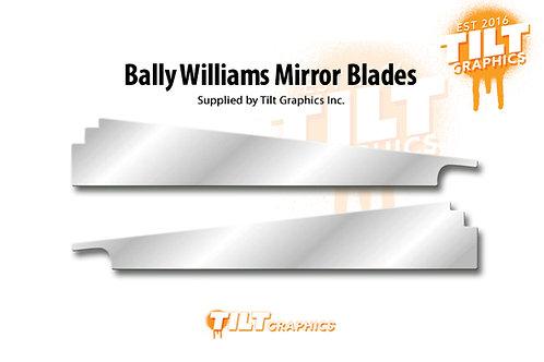 Bally Williams Mirror Blades