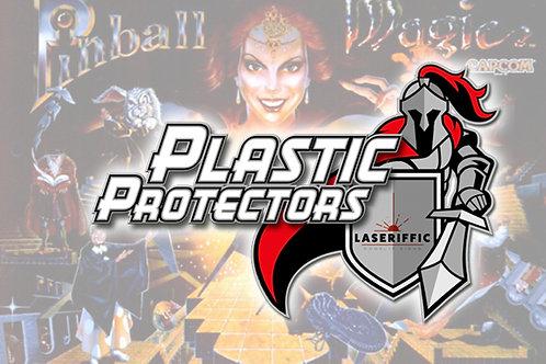 Pinball Magic Plastic Protector Set