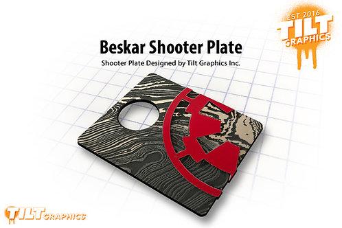 Bekar Shooter Plate
