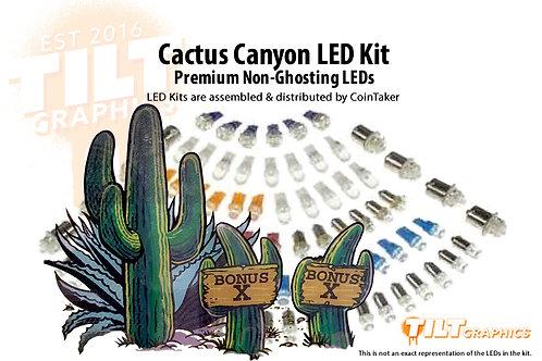 Cactus Canyon LED Kits