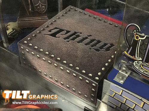 Addams Family Thing Box Decal Mod
