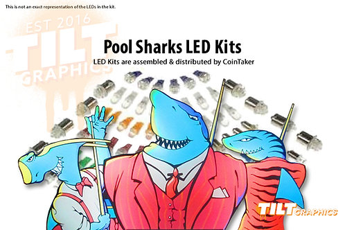 Pool Sharks LED Kits