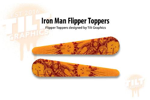 Iron Man TG-Flipper Toppers