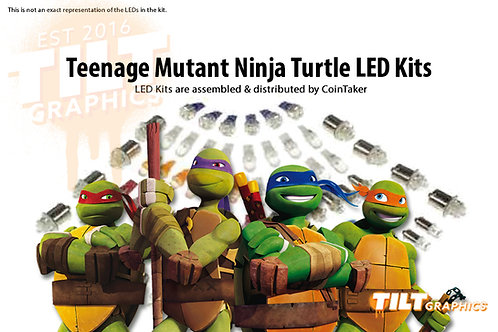 Teenage Mutant Ninja Turtles LED Kits