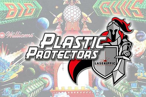 Big Guns Plastic Protectors