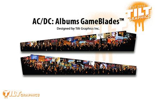 AC/DC Albums GameBlades™
