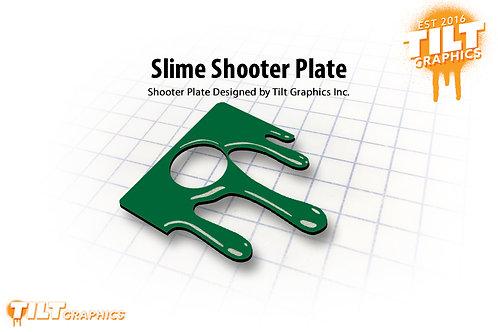 Slime Shooter Plate