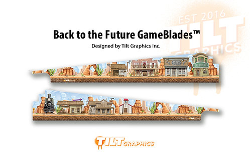 Back to the Future GameBlades™