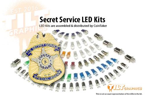 Secret Service LED Kits