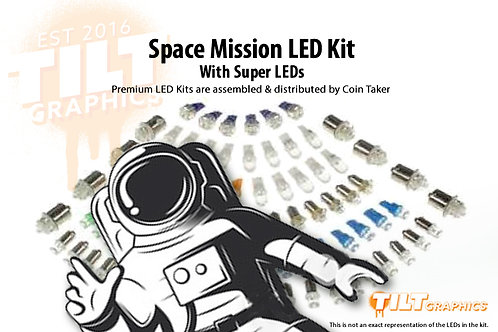 Space Mission LED Kit with Super LEDs