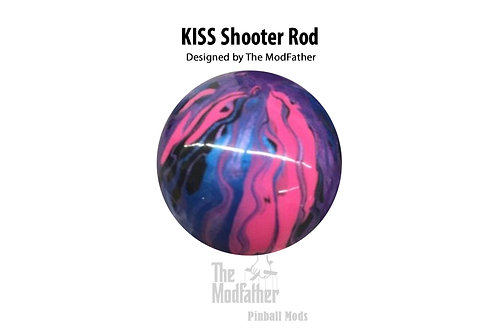 KISS Custom Shooter Rod