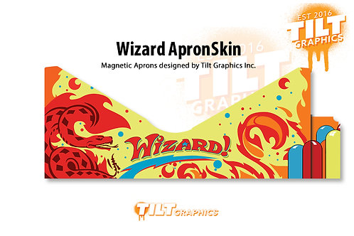 Wizard Magnetic Snake ApronSkin™