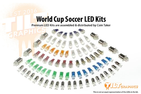 World Cup Soccer LED Kits