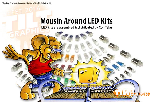 Mousin Around LED Kits