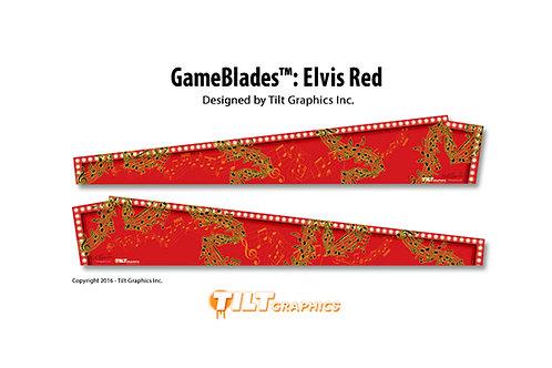 Elvis: Red GameBlades™