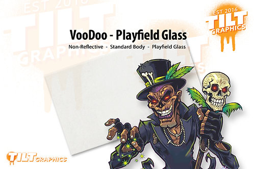 VooDoo Glass - Playfield Glass