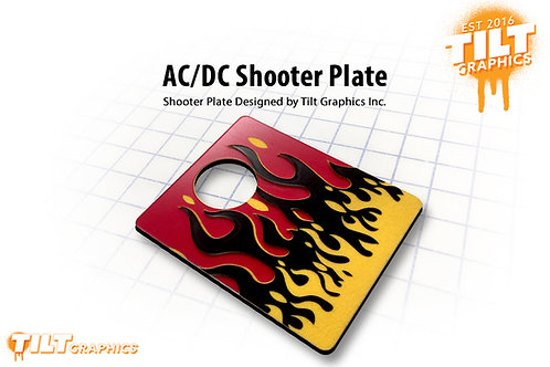 AC/DC Shooter Plate