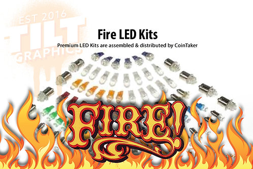 Fire LED Kits