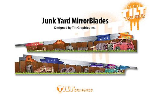 Junk Yard Pinball MirrorBlades