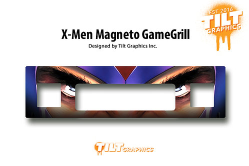 X-Men Magneto Speaker Grill Decal
