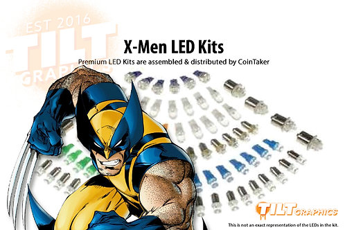 X-Men LED Kits