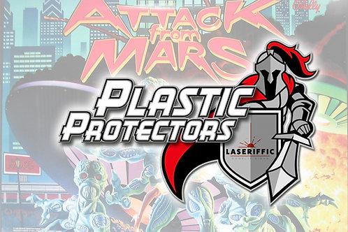 Attack From Mars Plastic Protectors Set