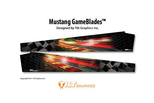 Mustang: Raceway GameBlades™