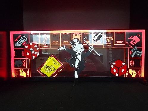 Monopoly Pinball Topper