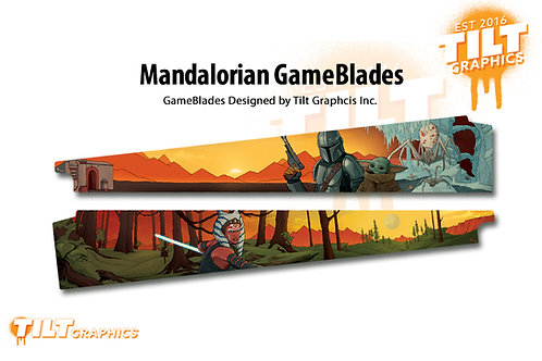 Mandalorian GameBlades™