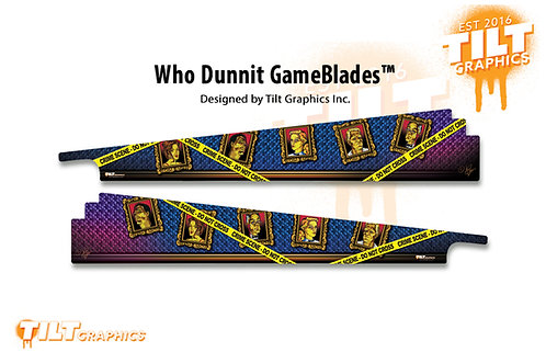 Who Dunnit GameBlades™