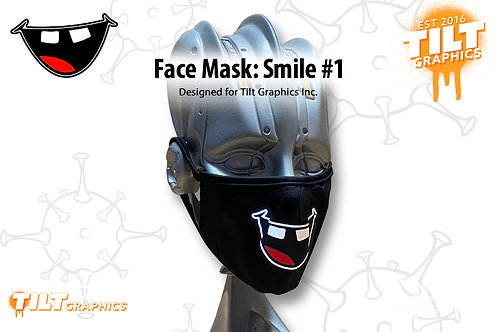 Face Mask: Smile 1
