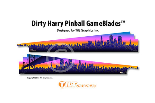 Dirty Harry GameBlades™