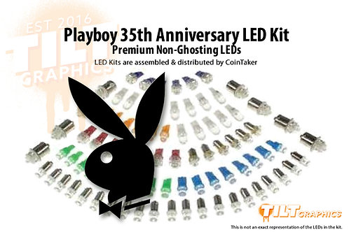 Playboy 35th Anniversary LED Kits