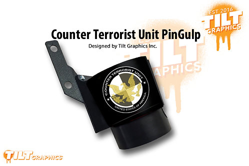 24: Counter Terrorist Unit PinGulp Beverage Caddy