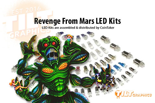Revenge From Mars LED Kits
