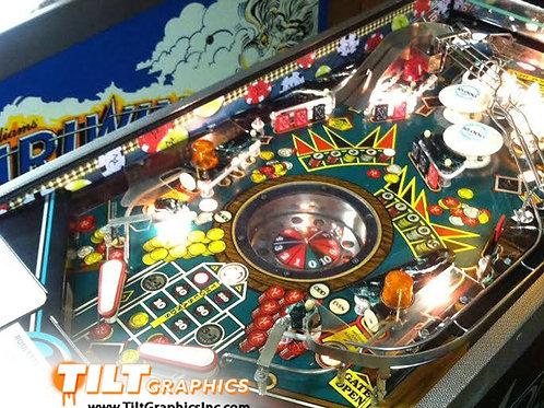 Monte Carlo GameBlades™