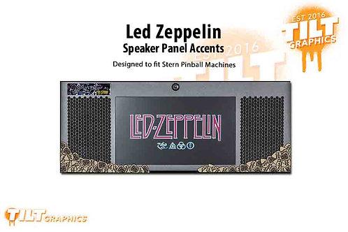 Led Zeppelin: Stern Speaker Panel Accent