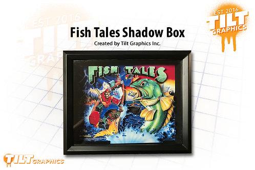 Fish Tales Shadow Box
