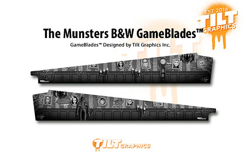 Munsters Mansion Classic GameBlades™