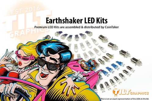 Earthshaker LED Kits