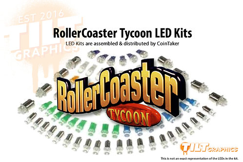 RollerCoaster Tycoon LED Kits