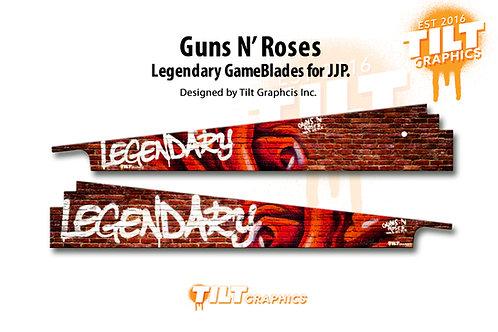 Guns 'N Roses Inspired: JJP Legendary GameBlades™