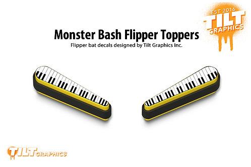 Monster Bash Flipper Toppers