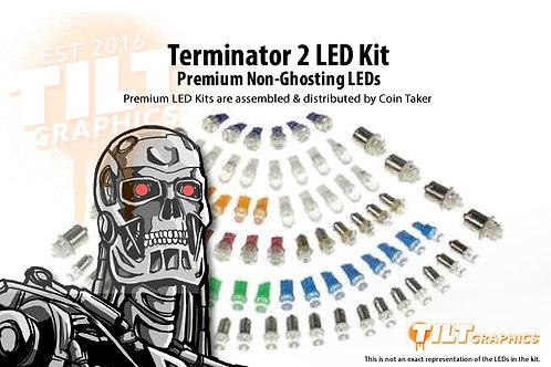 Terminator 2 LED Kit with Premium Non-Ghosting LEDs