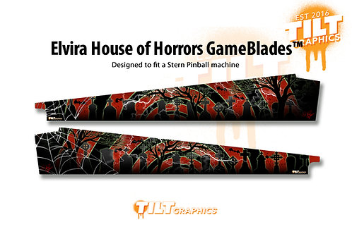 Elvira House of Horrors: Premium Red GameBlades™