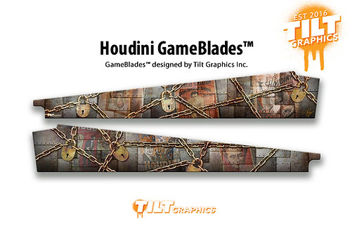 Houdini: Steam Punk GameBlades™